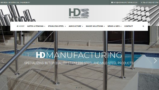 HDM Steel Manufacturing